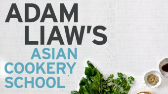 Adam Liaw's – Asian Cookery School